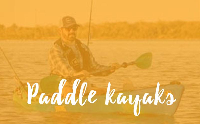 Paddle Kayaks