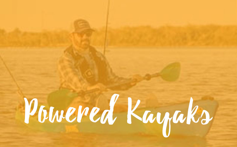 Powered Kayaks