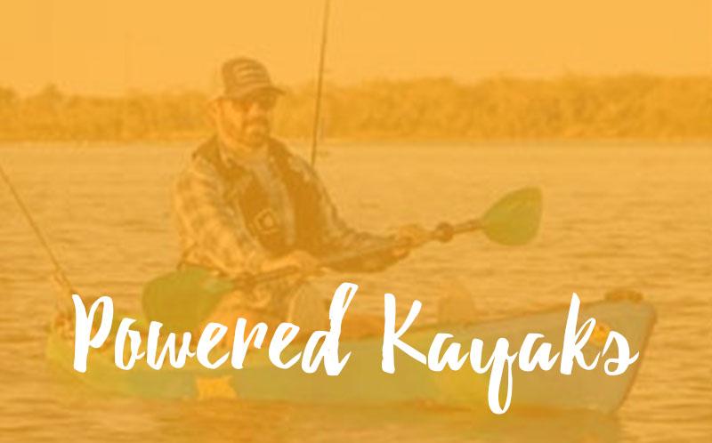 Powered Kayaks